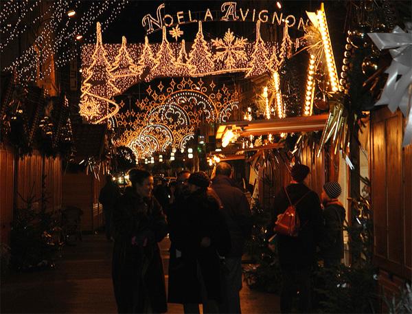 Marché de Noël de Avignon