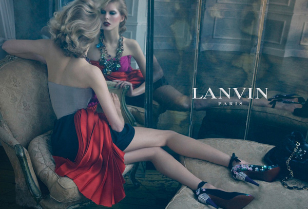 Haute couture Lanvin