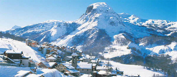 ski station charme