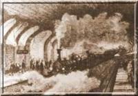 Metro à vapeur de Londres