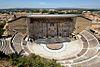 Théâtre antique et Arc de Triomphe d'Orange