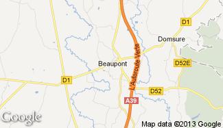 Plan de Beaupont