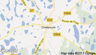 Plan de Chalamont