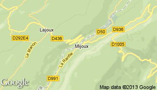 Plan de Mijoux