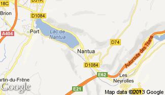 Plan de Nantua