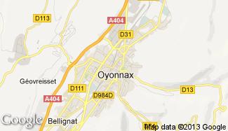Plan de Oyonnax