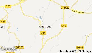Plan de Aizy-Jouy