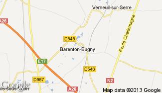 Plan de Barenton-Bugny