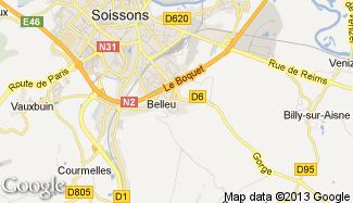 Plan de Belleu