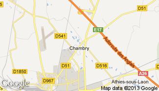 Plan de Chambry