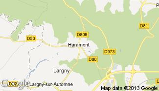 Plan de Haramont