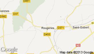 Plan de Rougeries