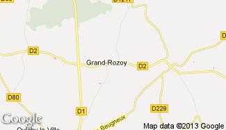 Plan de Grand-Rozoy
