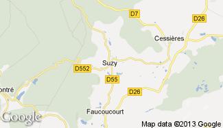 Plan de Suzy
