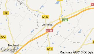 Plan de Lamaids