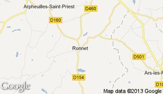 Plan de Ronnet