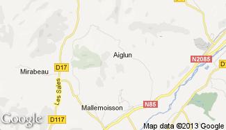 Plan de Aiglun