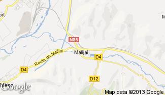 Plan de Malijai
