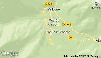 Plan de Puy-Saint-Vincent