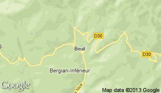 Plan de Beuil