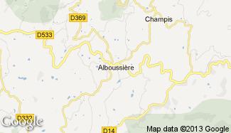Plan de Alboussière