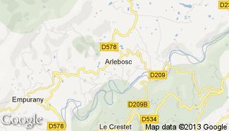 Plan de Arlebosc