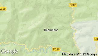 Plan de Beaumont