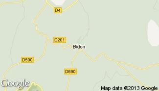 Plan de Bidon