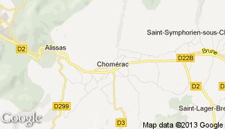 Plan de Chomérac