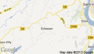 Plan de Eclassan