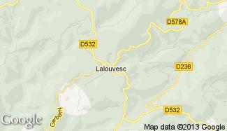 Plan de Lalouvesc