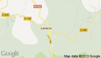 Plan de Lanarce