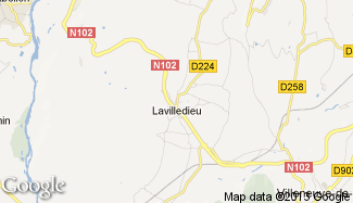 Plan de Lavilledieu