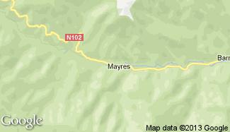 Plan de Mayres