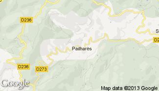 Plan de Pailharès