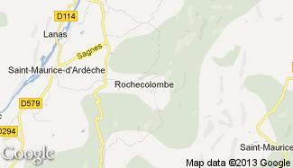 Plan de Rochecolombe