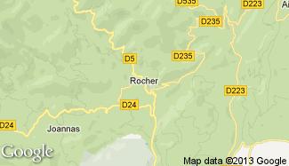 Plan de Rocher