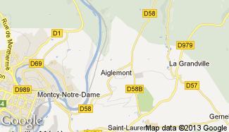Plan de Aiglemont