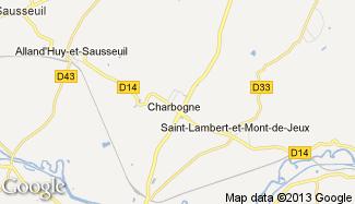 Plan de Charbogne