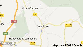 Plan de Francheval