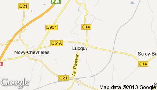 Plan de Lucquy