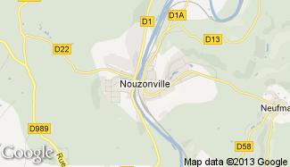 Plan de Nouzonville