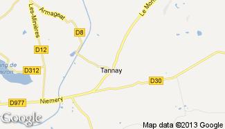 Plan de Tannay