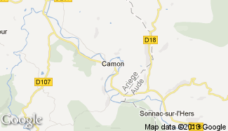 Plan de Camon