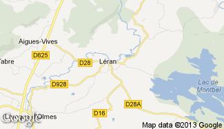 Plan de Léran