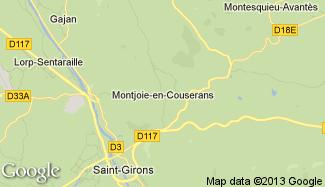 Plan de Montjoie-en-Couserans