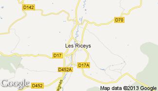 Plan de Les Riceys