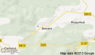 Plan de Belcaire