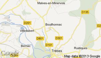 Plan de Bouilhonnac