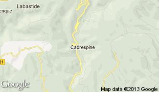 Plan de Cabrespine